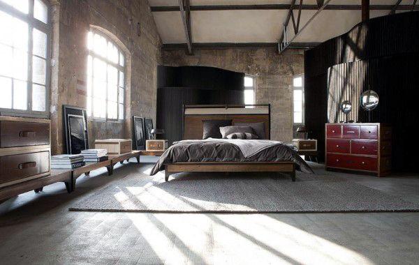 Menu0027s Bachelor Pad Bedroom
