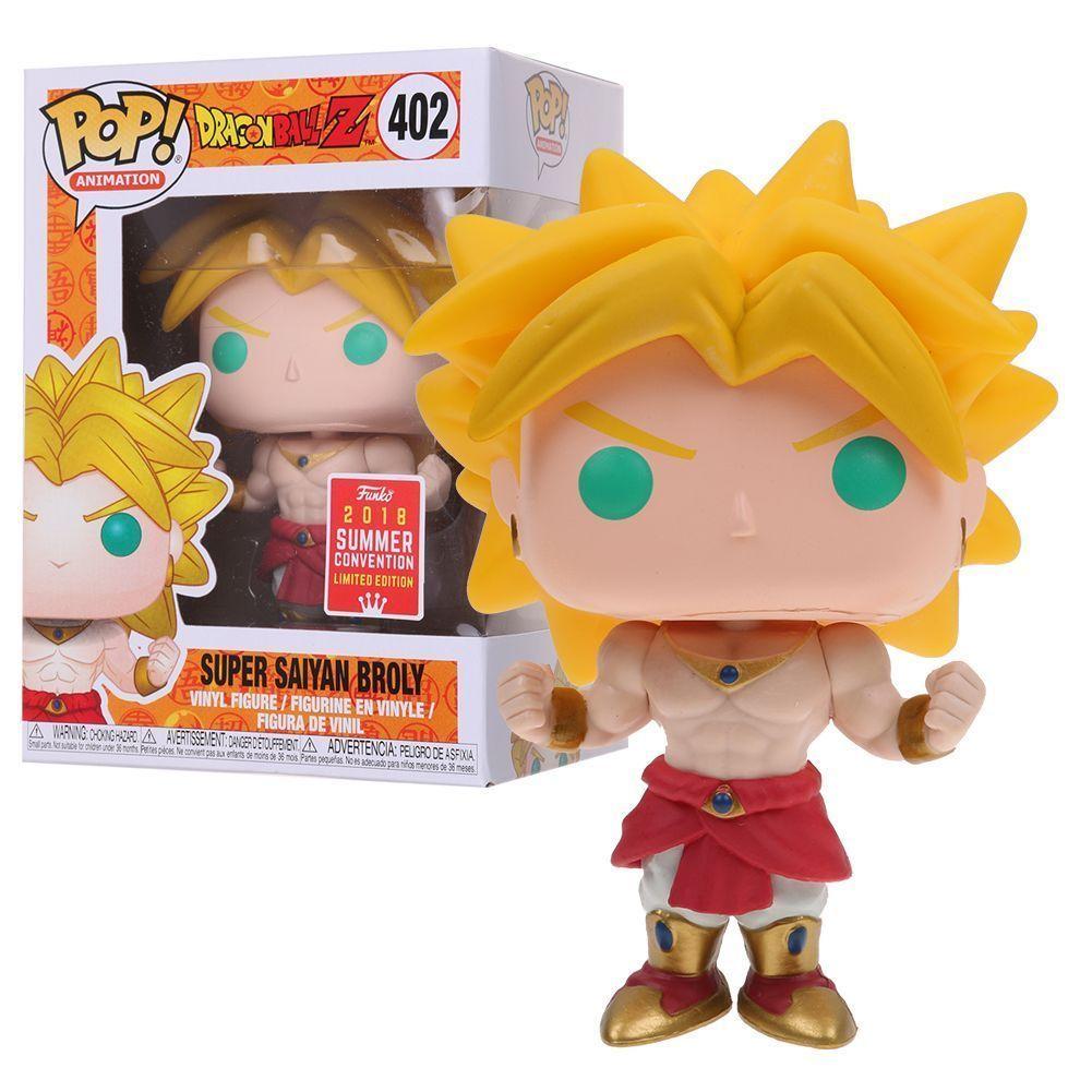 Super Saiyan Goku Vegeta Beerus Dragon Ball Z Vinyl Action Figure Funko PoP