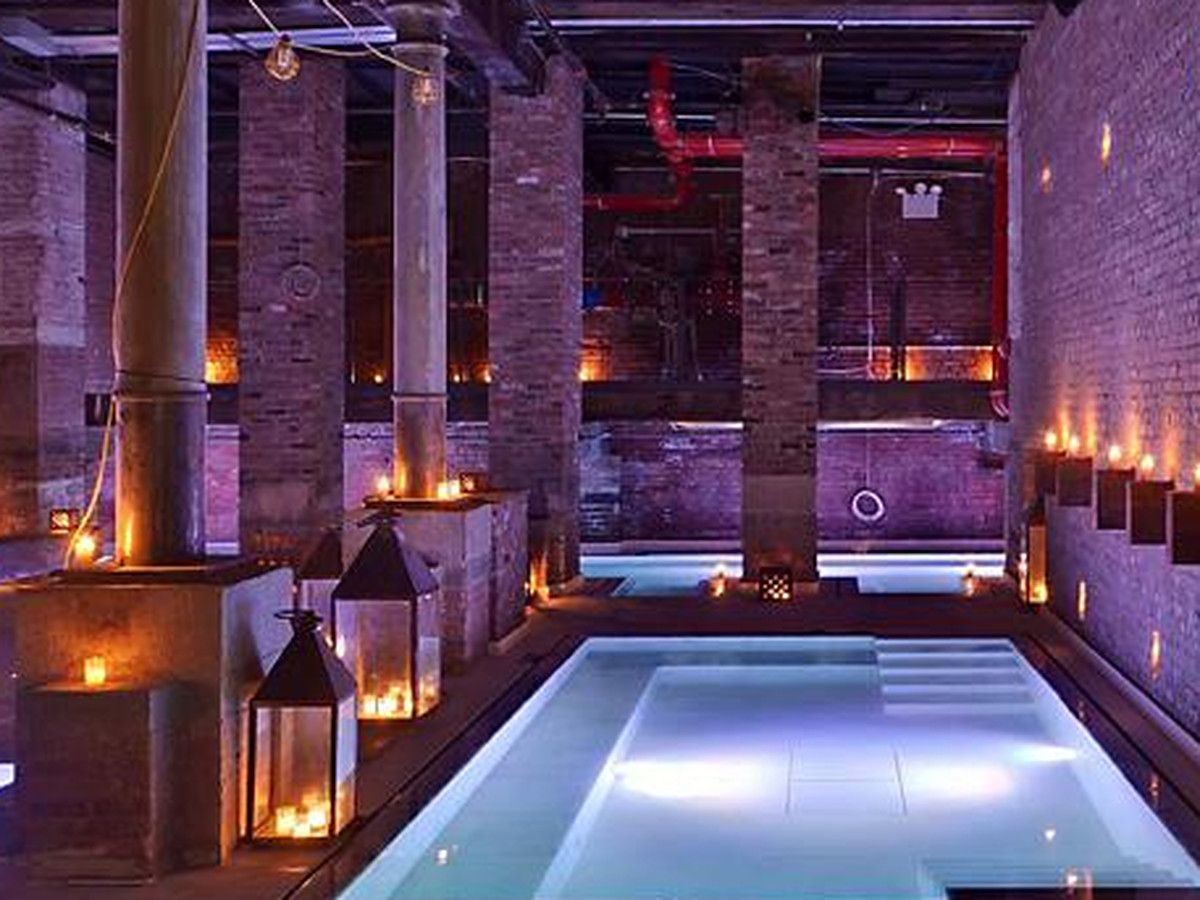 10 of New York City's Best Luxury Spas (With images