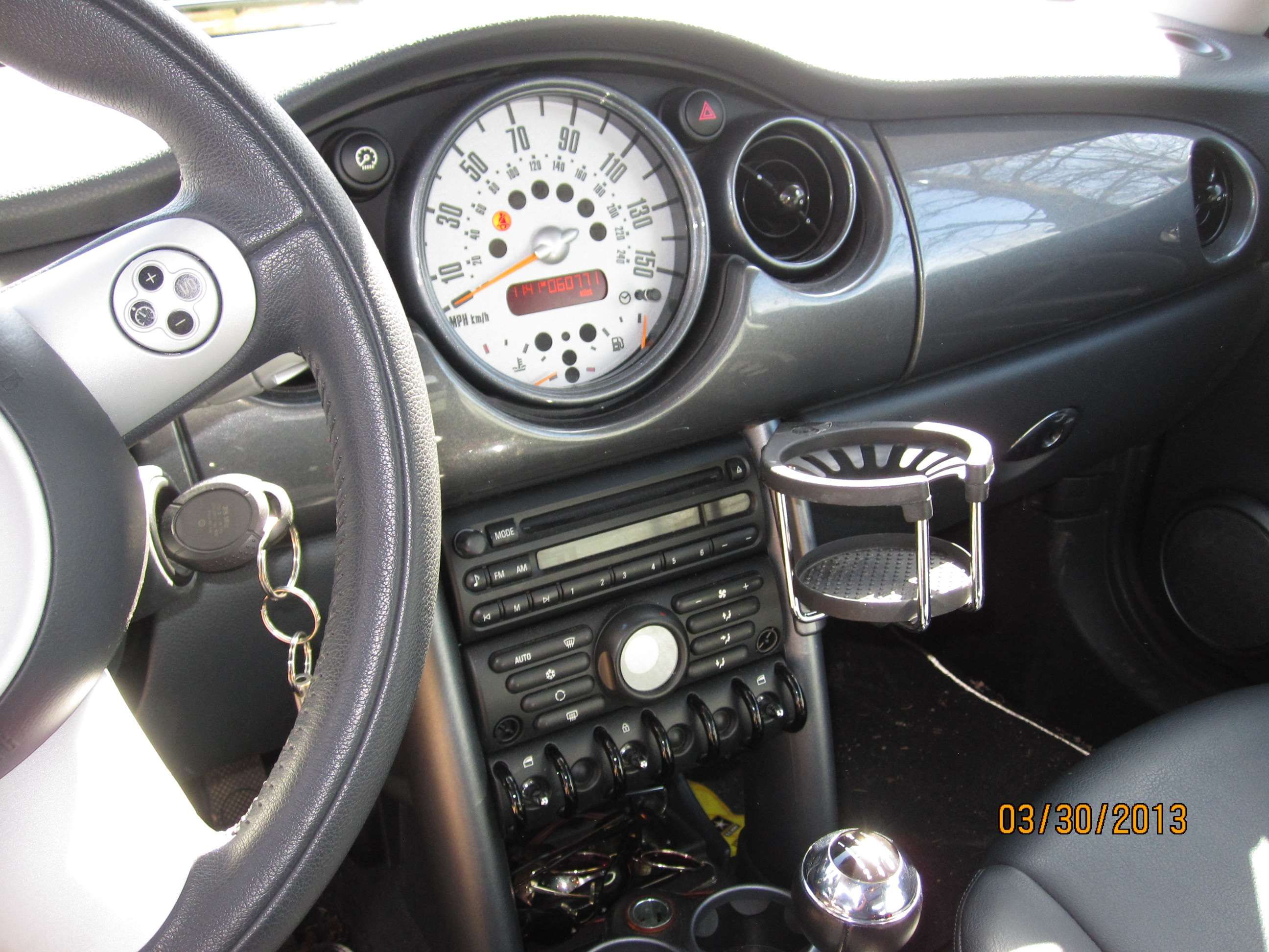 Make Mini Model Cooper Year 2006 Body Style Car Exterior Color