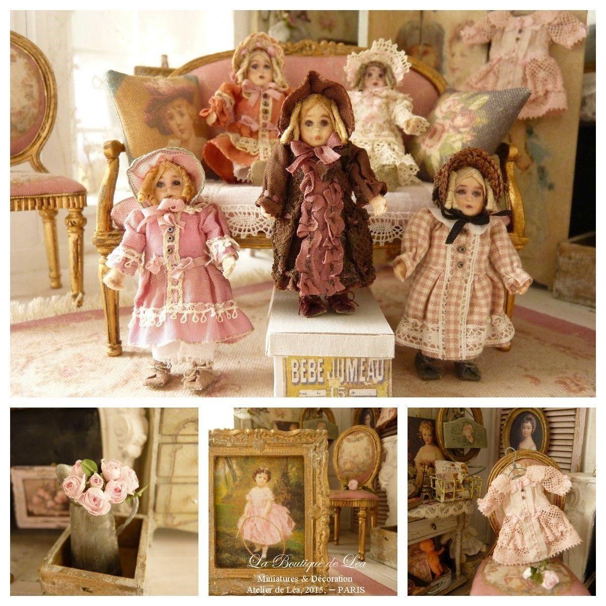 *♥ Atelier de Léa - Un Jour à la Campagne ♥*: Les couleurs de l'automne, en miniature