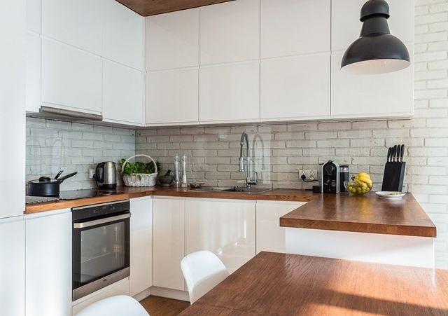 Jak Urzadzic Mala Kuchnie W Bloku Inspiracje Strona 9 Wp Pl Kitchen Design Small Kitchen Room Design Kitchen Design