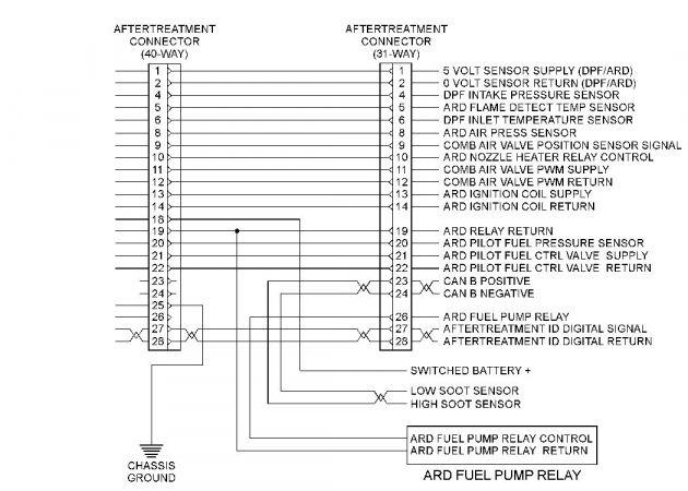 1kz Engine Wiring Diagram And Cat Ecu Pinout
