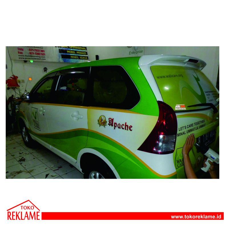 Branding Mobil Lokasi Kalimantan Barat Mobil Kalimantan Branding