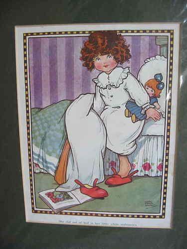 HGC Marsh Lambert illustration from 1920's Book  | eBay