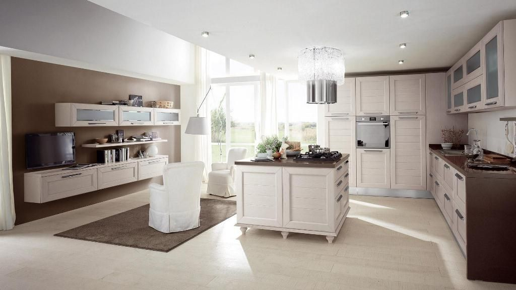 Ash Wood Shaker Style Kitchen Cabinets. Embracing the ...