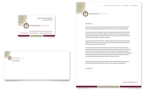 Orthodontist Business Card And Letterhead Template Design By