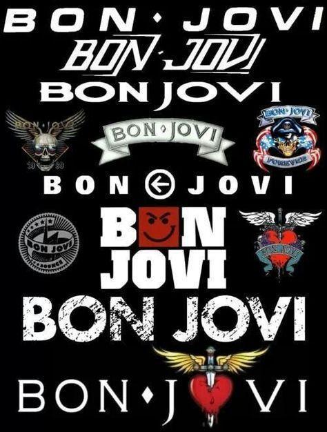 Bon Jovi Com Imagens Bon Jovi Rock Classico Imagens De Rock