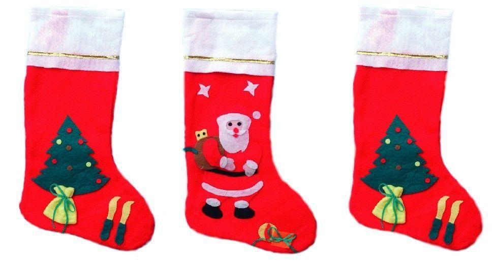 Weihnachtssocke Bulinex 39-271 #Christmas #Weihnachten #Weihnachtssocke