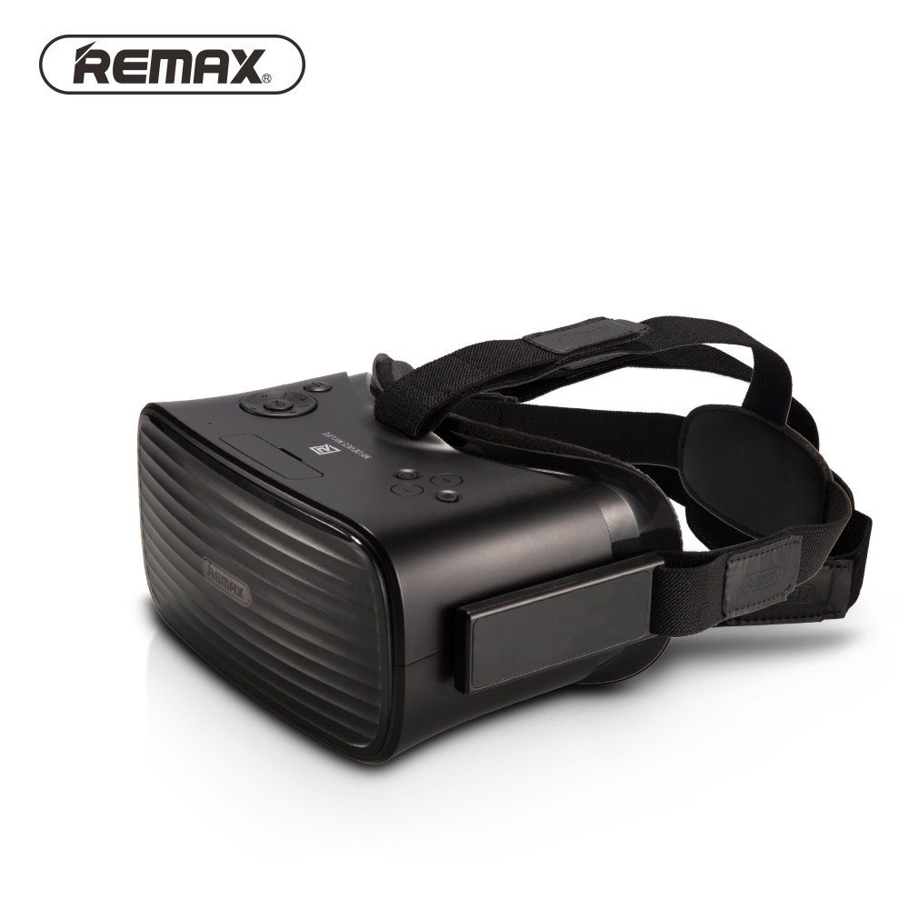 aba26b23e34 Remax RT-V02 All-In-One Phantom VR Glasses Virtual Reality Headset ...