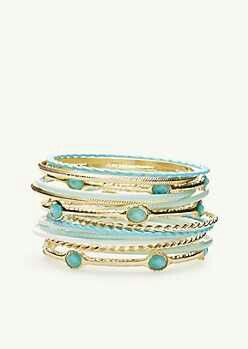 The perfect set of bangles