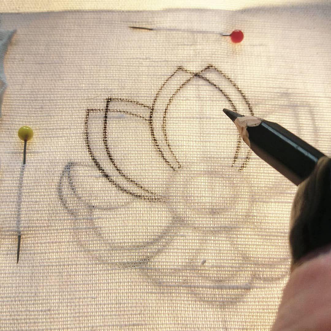 очередной рисунки для вышивания картинки на ткани раз