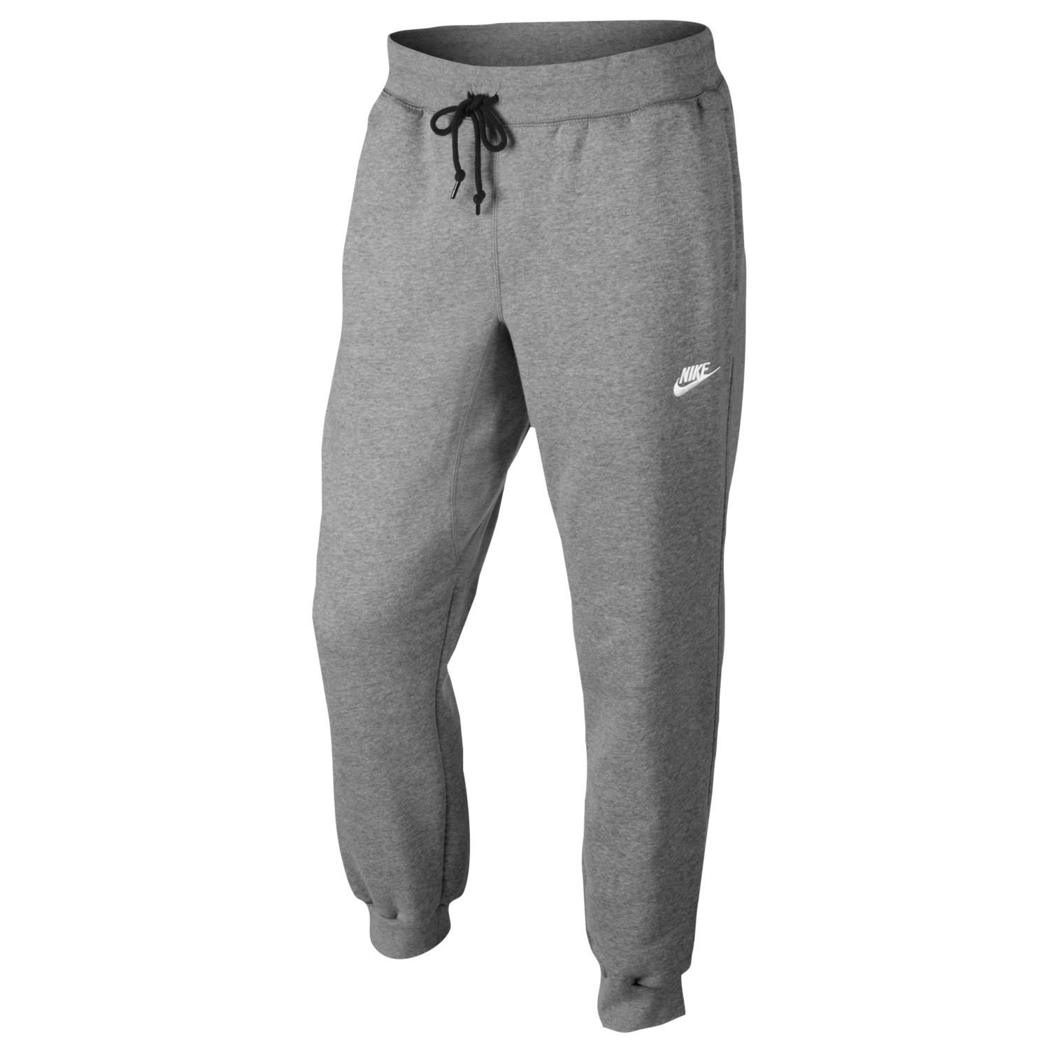 Nike AW77 Ace Cuff Pants - Men's - Casual - Clothing - Dk Grey Heather/