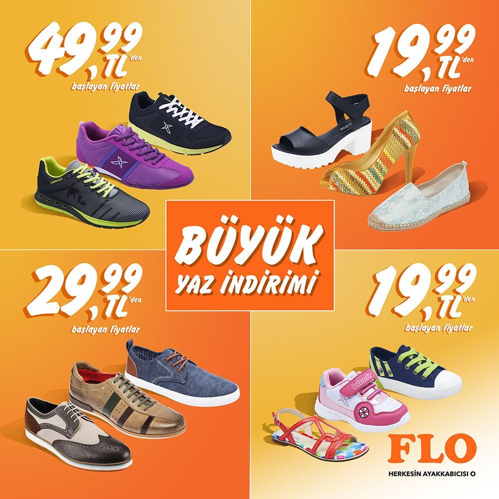 Sezonun Sevilenleri Flo Ile Indirimli Flo Espark Bodrum Katta Ayakkabilar Shopping Spring Summer