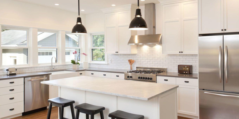 Standard kitchen window height   lighting tricks interior designers use to create atmosphere