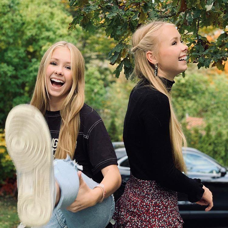 """Iza & Elle on Instagram: """"Don't take life too seri"""