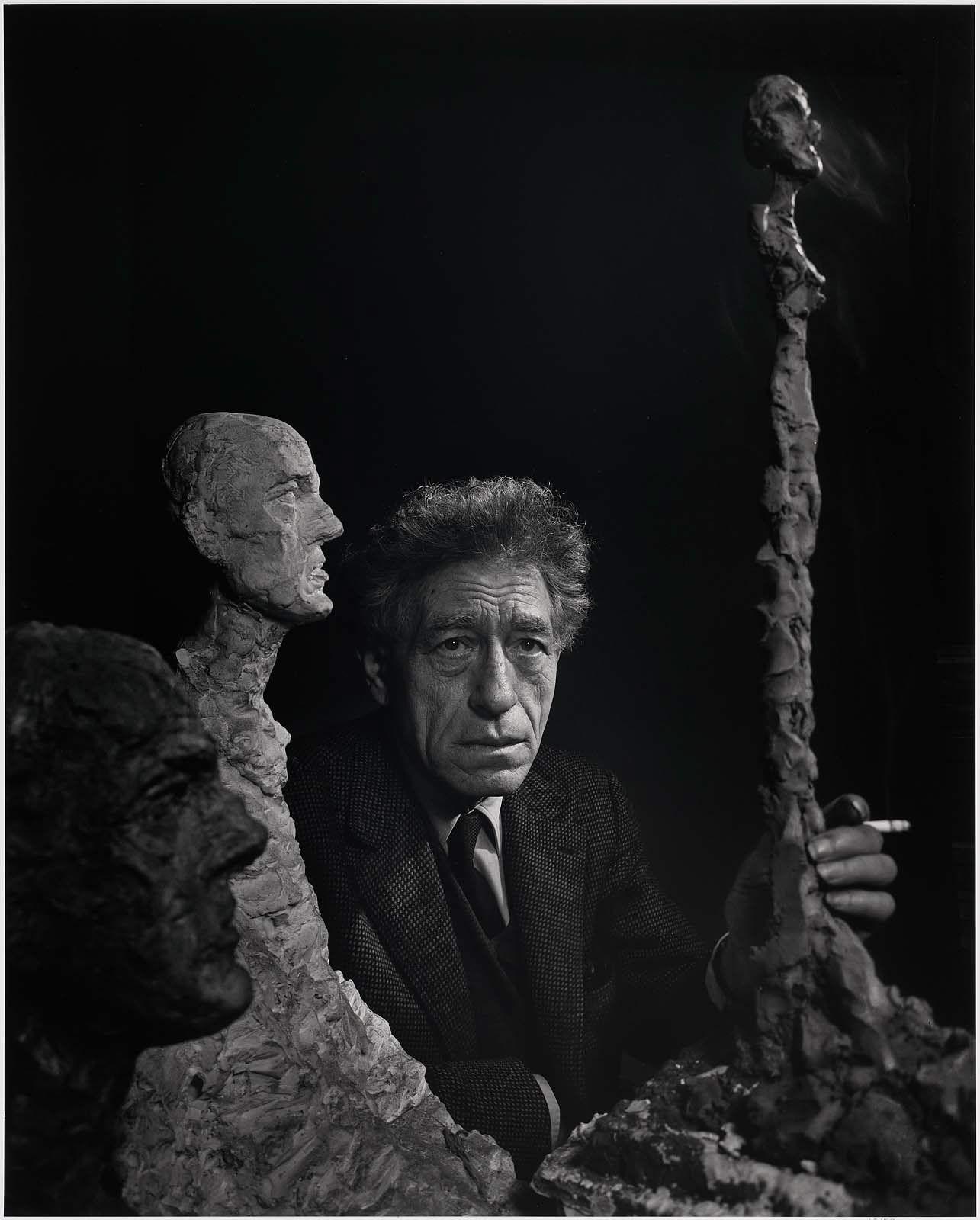 Joseph Kosuth Portrait
