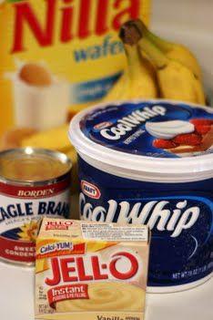 Some Like It Hot Bakerella Com Instant Banana Pudding Banana Pudding Desserts Banana Pudding Recipes