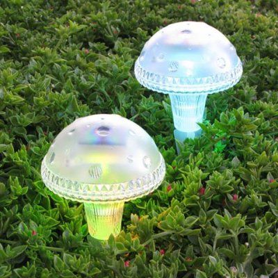 5 Innovative Ways To Light Up Your Garden Solar Lights Garden Glass Garden Art Diy Garden Decor