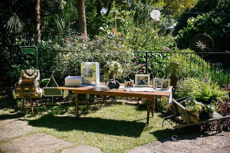 Vintage Wedding | Garden Wedding | Summer Wedding | Madeline and ...