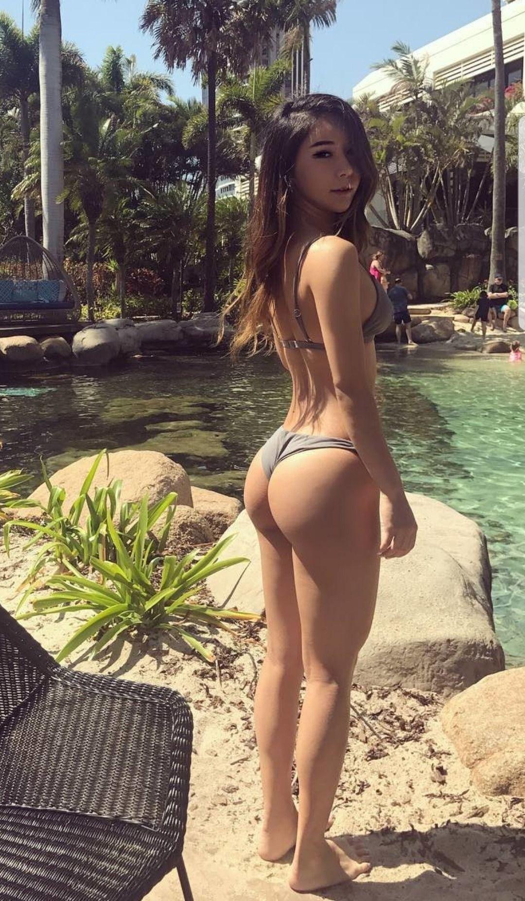 Asian Models Ass