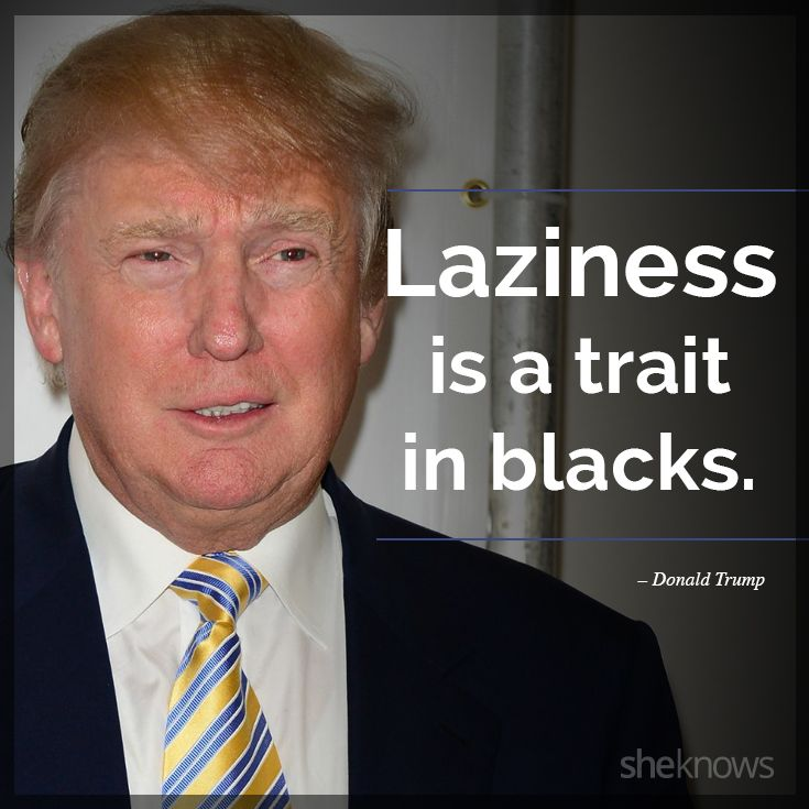 Donald Trump Racist Quotes Amazing Outrageous Donald Trump Quotes  Google Search  Trump Is A Douche . Decorating Design