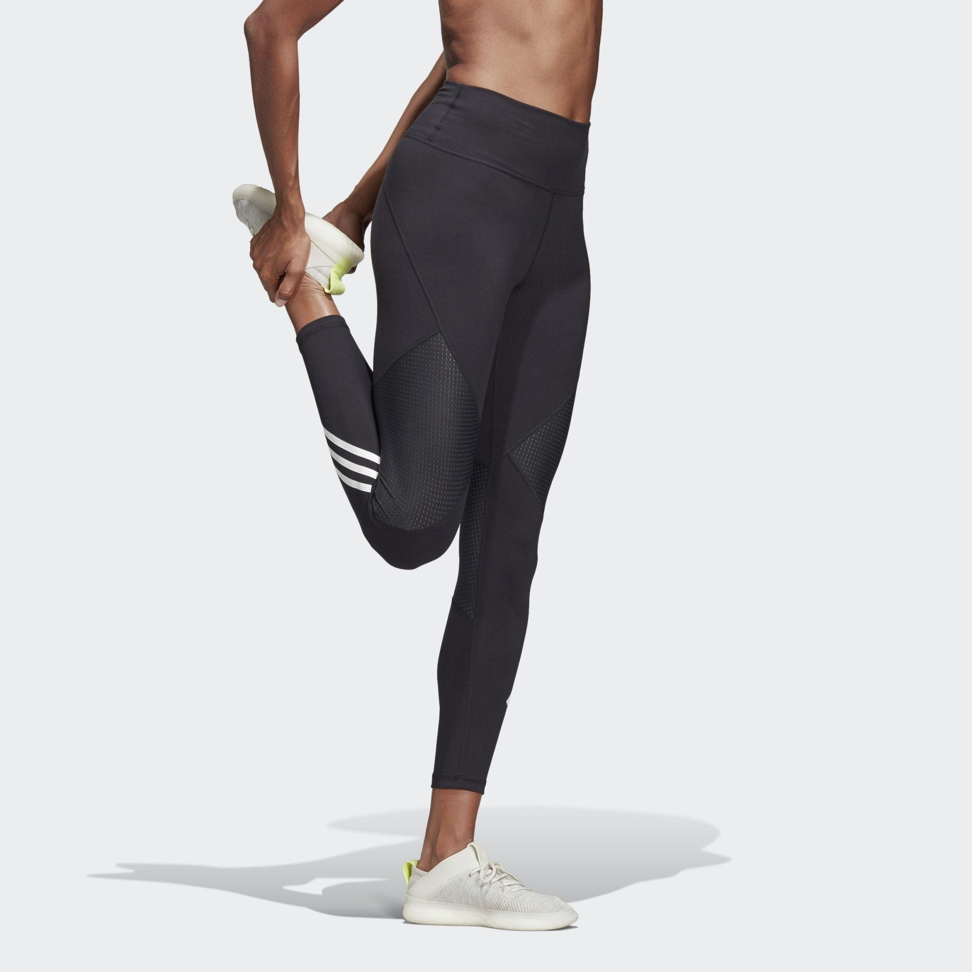 e9b8de3f5a9b0c adidas Believe This High Rise High-Rise 7/8 Tights - Black | adidas US