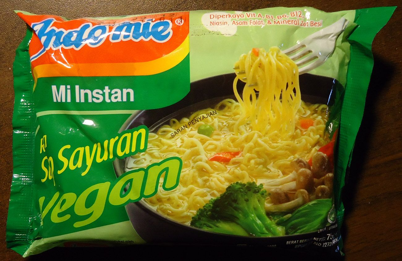 Image result for indomie rasa sayur