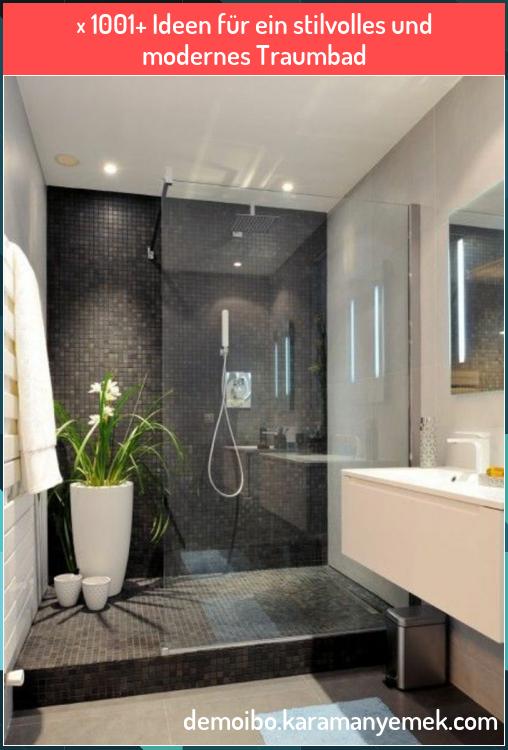 Pin von Johanna Luft auf Badezimmer in 2020   Modernes badezimmer, Badezimmer gestalten ...
