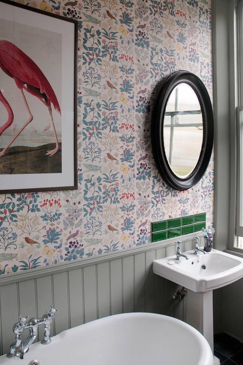 Luke Edward Hall & Duncan Campbell's flat Amazing
