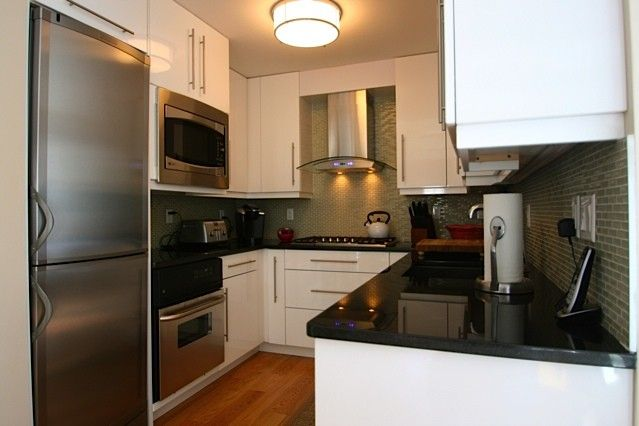 Kitchen in this great rental