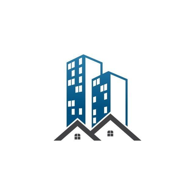 Plantilla De Logotipo De Construccion Inmobiliaria Building Logo Logo Templates Logo Design Free Templates