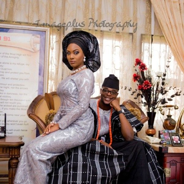 Photo Gallery Nigerian Wedding: Wedding Thanksgiving Photos From Hadiza & Olamiju Alao
