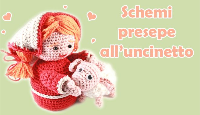 Amigurumi Schemi Italiano Gratis : Here are the basic shapes we are going to use for most of the