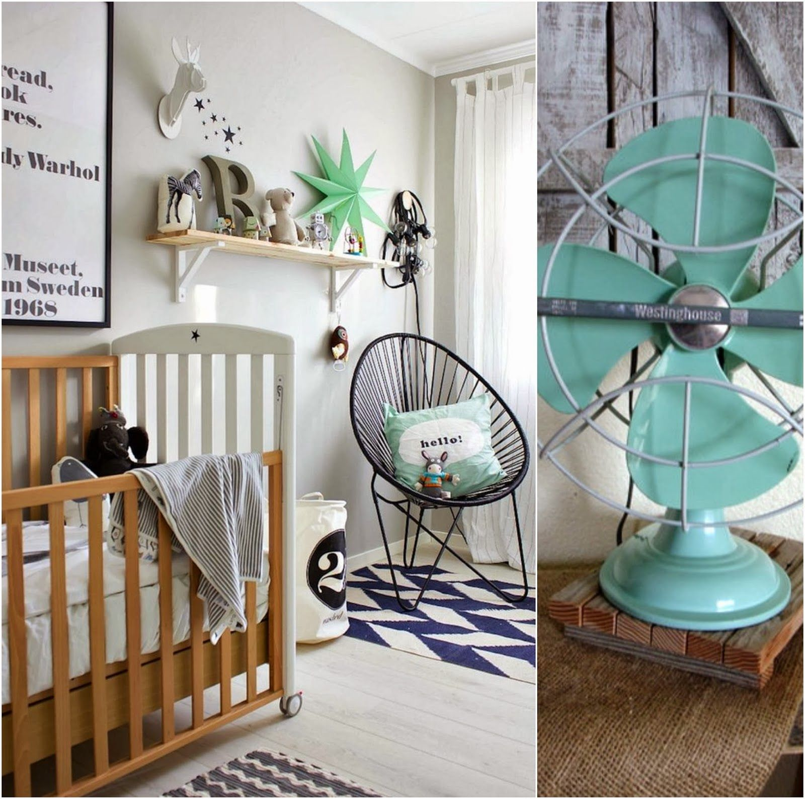 9 Tips For Designing A Nursery Modern Nursery