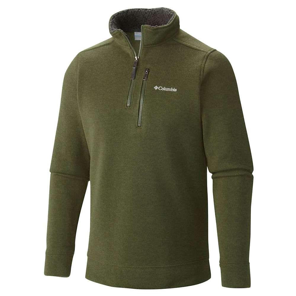 Columbia Mens Terpin Point II Half-Zip Pullover Sweater