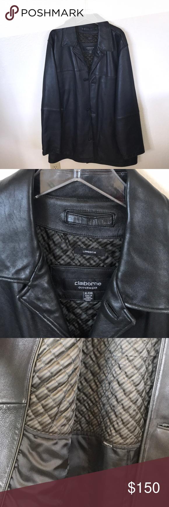 Claiborne Jacket Xl Claiborne Jacket Xl Euc Claiborne Jackets Coats Jackets Claiborne Fashion [ 1740 x 580 Pixel ]