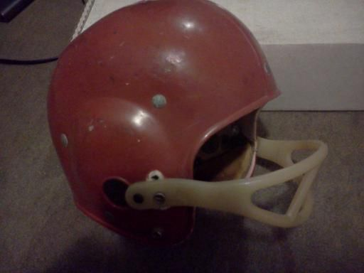 1950 S Boy S Football Helmet Football Helmets Football Design Vintage Football