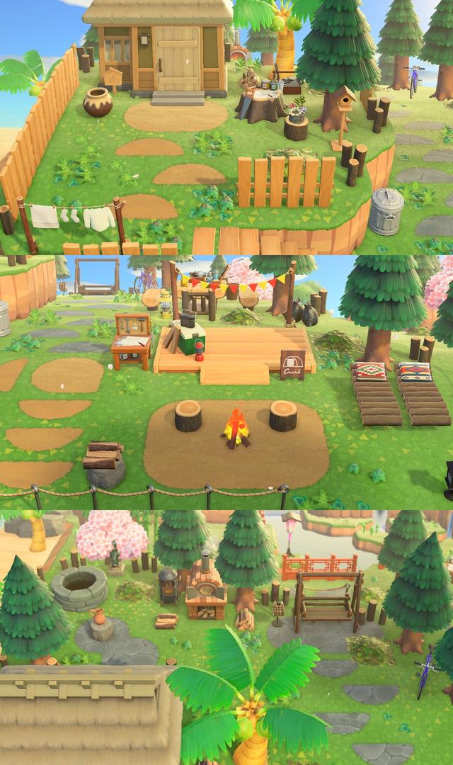 Cute Garden Ideas Acnh
