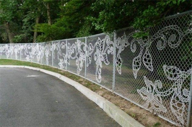 23 Creative Diy Privacy Fence Design Ideas Lustgarten Zaun