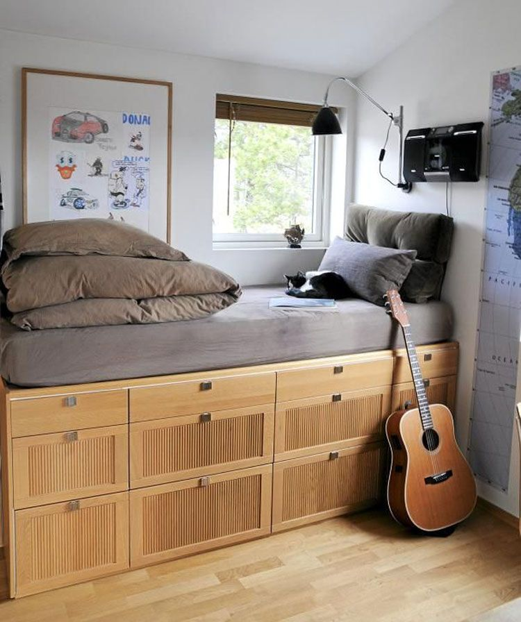 65 Cool Teenage Boys Room Decor Ideas Designs 2019 Guide