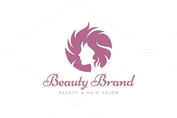 Sunburst Hairstyle Logo Short Hair Pictures Hair And Beauty Salon Hair Logo