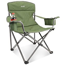 Camp Chair In Stock Uline With Images Camping Chairs