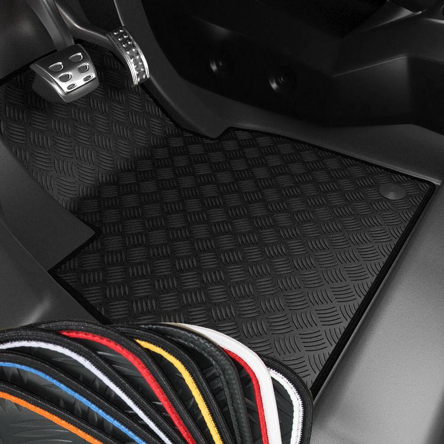 Tapis sur mesure caoutchouc   Personnalisez votre tapis auto caoutchouc e51e118890d7