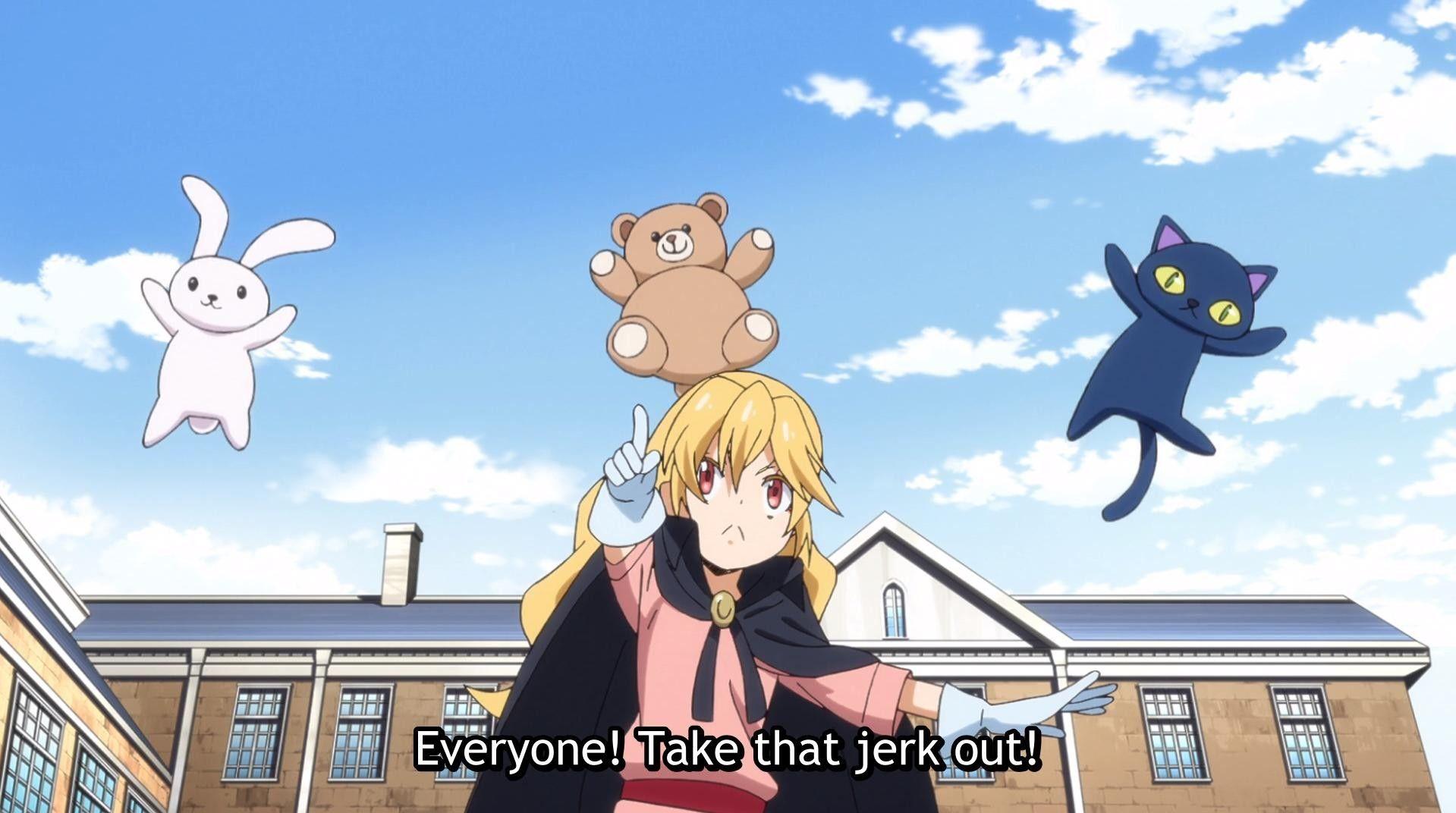 Episode 21 shizusans students crunchyroll funimation