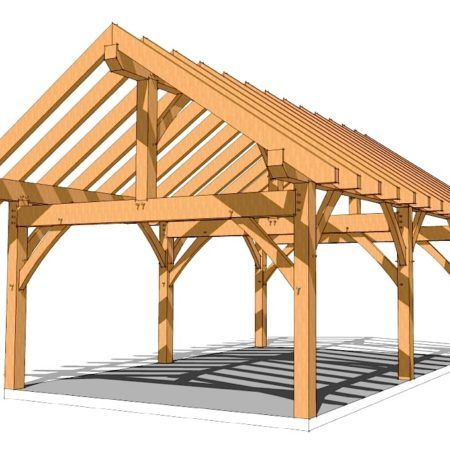Timber Frame Plans For Sale In 2020 Backyard Pavilion Timber Frame Plans Pavilion Plans