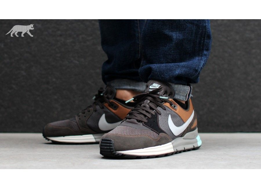 Nike Lunar Pegasus 89 (Newsprint / Dusty Grey - Black - Mine Grey)