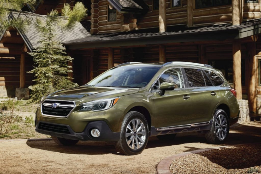 The 2019 Subaru Outback Review Car Gallery