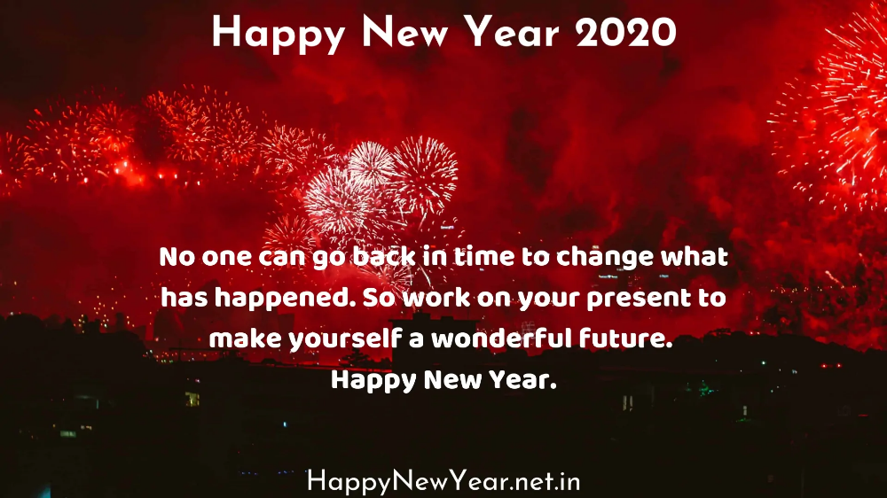 Happy New Year 2020 Wishes Quotes Messages Download Happy New Year 2020 Happy New Year Message New Year Wishes New Year Wishes Quotes