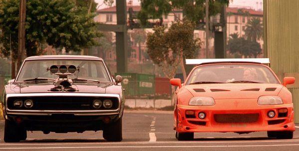 a7283d26b4ec Dodge Charger VS Toyota Supra